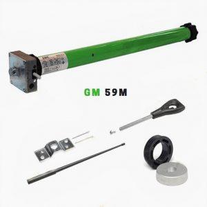 انواع موتور توبلار کرکره برقی SDC