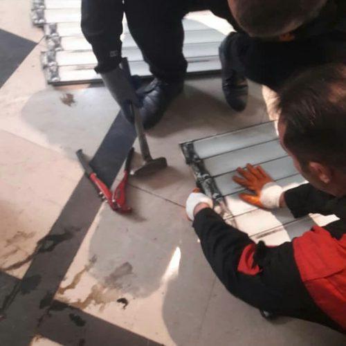 نصب حرفه ای و ضمانت دار انواع کرکره های برقی